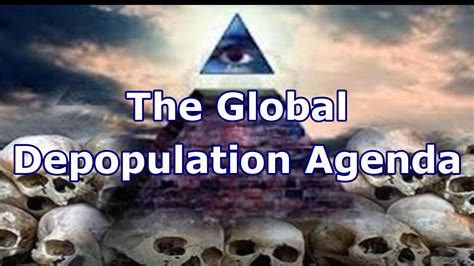 The Cabal's Depopulation Agenda - The Event Chronicle