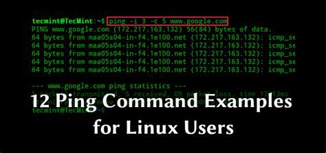 Ping test cmd, usually, when p