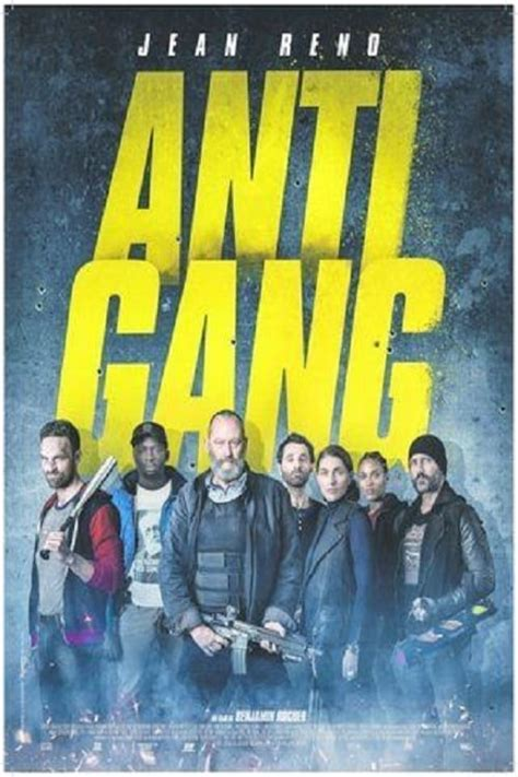 Watch Antigang (2015) Live Stream Full Movie HD Quality