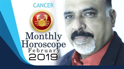Monthly Horoscope Cancer 2019 Star Monthly Predictions