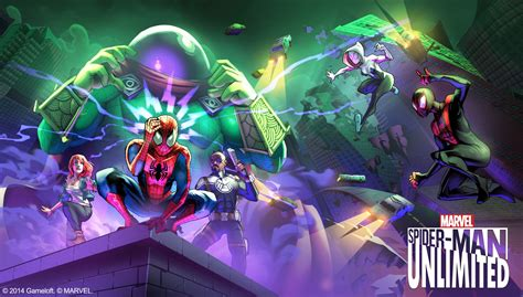 Modern Combat 5 and Spider-Man Unlimited gain ton of new