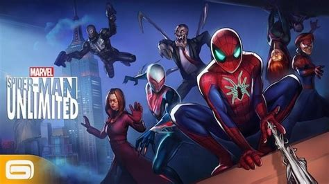 'Spider-Man Unlimited' Shutting Down This March