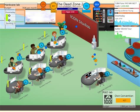 Techno-wizard: GAME DEV TYCOON [Free download link]